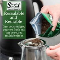 Keep Calm Relaxing Blend Loose Leaf Tea with Chamomile